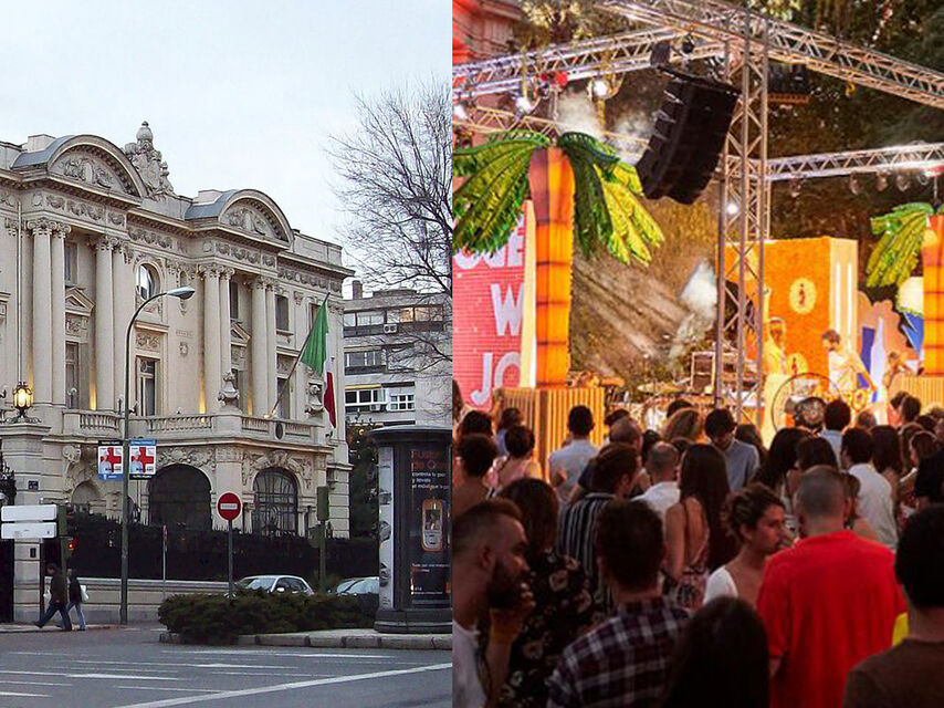 embajada-de-dia,-discoteca-de-noche:-«alegan-que-estan-en-territorio-italiano-para-hacer-lo-que-quieren»